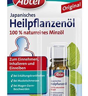 Abtei Japanisches Heilpflanzenoel 10 ml 303x330 - Abtei Japanisches Heilpflanzenöl, 10 ml